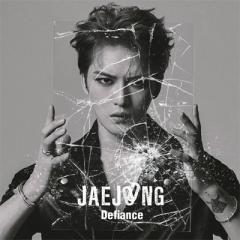 JEJUNG (JYJ) ジェジュン / Defiance 【初回生産限定盤B】 (CD+DVD)【CD Maxi】