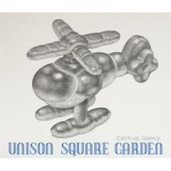 UNISON SQUARE GARDEN ユニゾンスクエアガーデン / Catch up,  latency 【初回限定盤】(CD+2LIVE CD)【CD Maxi】