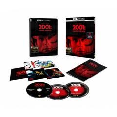 【初回限定生産】2001年宇宙の旅 日本語吹替音声追加収録版<4K ULTRA HD&HDデジタル・リマスター ブルーレイ>(3枚組 / ブックレット&アートカード付)【BLU-RAY DISC】