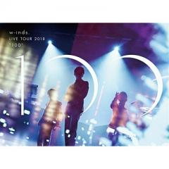 "w-inds. (winds.) ウィンズ / w-inds. LIVE TOUR 2018 ""100""【初回盤】【DVD】"
