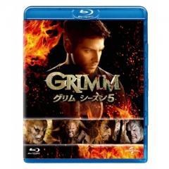GRIMM / グリム シーズン5 ブルーレイ バリューパック【BLU-RAY DISC】