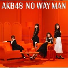 AKB48 / NO WAY MAN 【Type D 初回限定盤】(+DVD)【CD Maxi】