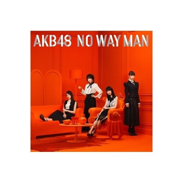 AKB48 / NO WAY MAN 【Type E 初回限定盤】(+DVD)【CD Maxi】