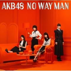 AKB48 / NO WAY MAN 【Type E 初回限定盤】(+DVD)【CD Maxi】