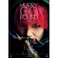 hide (X JAPAN) ヒデ / HURRY GO ROUND 【初回限定盤】(Blu-ray)【BLU-RAY DISC】