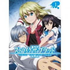 ストライク・ザ・ブラッド III OVA Vol.1 <初回仕様版>【BLU-RAY DISC】