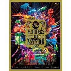 """Fear, and Loathing in Las Vegas / The Animals in Screen III-""""New Sunrise"""" Release Tour 2017-2018 GRAND FINAL SPECIAL ONE MAN SHOW- (Blu-ray)【BLU-RAY DISC】"""