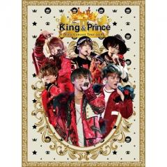 King & Prince / King  &  Prince First Concert Tour 2018 【初回限定盤】(Blu-ray)【BLU-RAY DISC】