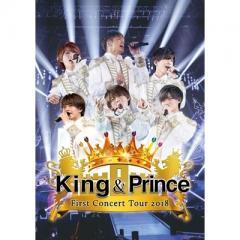 King & Prince / King  &  Prince First Concert Tour 2018 (Blu-ray)【BLU-RAY DISC】