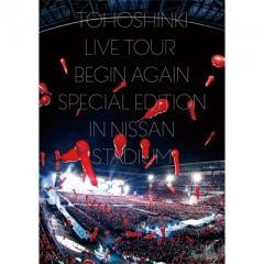 東方神起 / 東方神起LIVE TOUR ~Begin Again~ Special Edition in NISSAN STADIUM (3DVD)【DVD】