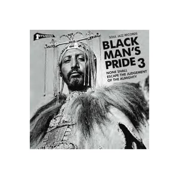 オムニバス(コンピレーション) / Soul Jazz Records Presents  /  Studio One Black Man's Pride 3 (2枚組アナログレコード / Soul Jazz)【LP】
