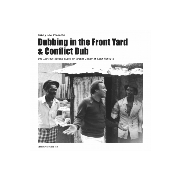 Bunny Lee / Prince Jammy / Aggrovators / Dubbing in the Front Yard  &  Conflict Dub (2枚組アナログレコード)【LP】