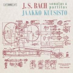 10%OFFクーポン対象商品 【送料無料】 Bach, Johann Sebastian バッハ / 無伴奏ヴァイオリンのためのソナタとパルティータ全曲 ヤーッコ・クーシスト(2SACD)【SACD】 クーポンコード:YVDDB37