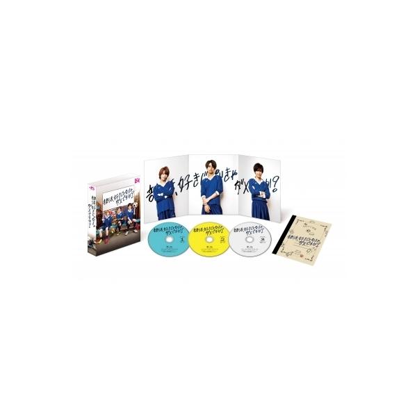 部活、好きじゃなきゃダメですか? Blu-ray BOX【BLU-RAY DISC】