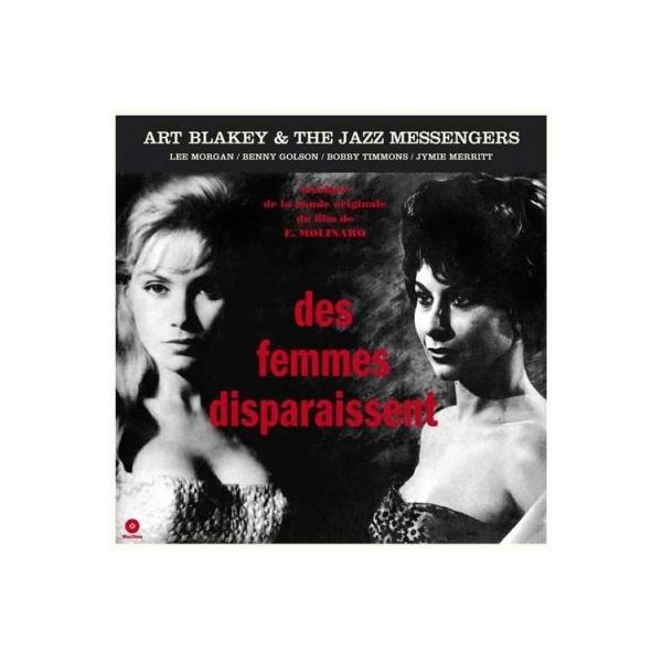 Art Blakey アートブレイキー / Des Femmes Disparaissent (180グラム重量盤レコード / waxtime)【LP】