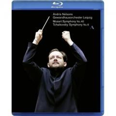 10%OFFクーポン対象商品 【送料無料】 Tchaikovsky チャイコフスキー / チャイコフスキー:交響曲第6番『悲愴』、モーツァルト:交響曲第40番 アンドリス・ネルソンス&ゲヴァントハウス管弦楽団【BLU-RAY DISC】 クーポンコード:YVDDB37