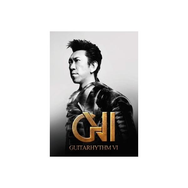 布袋寅泰 ホテイトモヤス / GUITARHYTHM VI 【初回生産限定盤】(LIVE Blu-ray付)【CD】