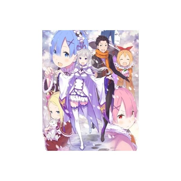 Re: ゼロから始める異世界生活 Memory Snow 限定版 Blu-ray【BLU-RAY DISC】