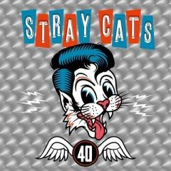 【送料無料】 Stray Cats ストレイキャッツ / 40 【生産限定盤】(+Tシャツ)【CD】