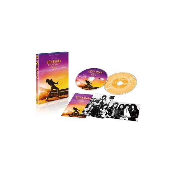 ボヘミアン・ラプソディ 2枚組ブルーレイ&DVD【BLU-RAY DISC】