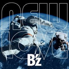 B'z / NEW LOVE 【初回生産限定盤】(CD+オリジナルTシャツ)【CD】
