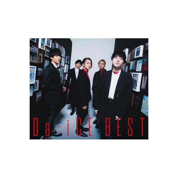 Da-iCE / Da-iCE BEST 【初回限定盤A】(2CD+Blu-ray)【CD】