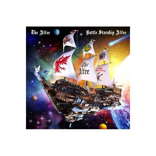 THE ALFEE アルフィー / Battle Starship Alfee【CD】