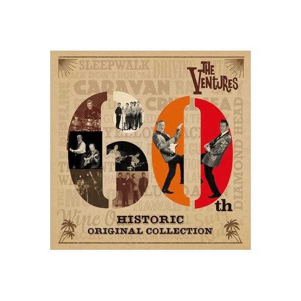 Ventures ベンチャーズ / 60周年ヒストリック・オリジナル・コレクション (2CD)【CD】