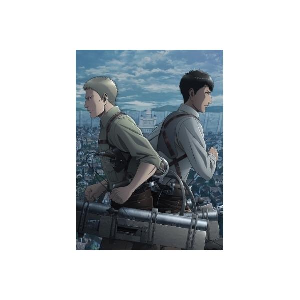 進撃の巨人 Season3 Vol.5【BLU-RAY DISC】