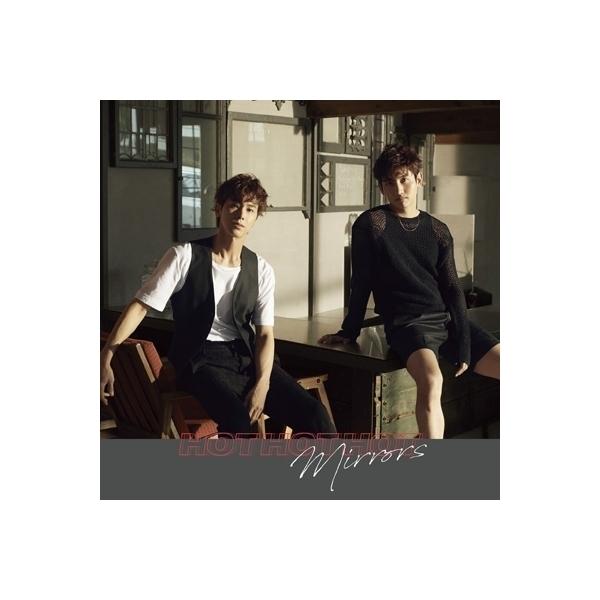 東方神起 / Hot Hot Hot  /  ミラーズ【CD Maxi】