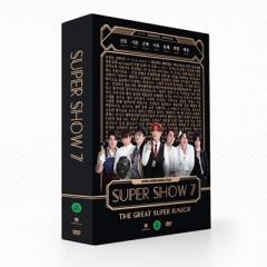 Super Junior スーパージュニア / SUPER SHOW 7【DVD】