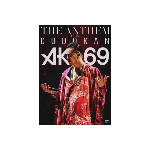 AK-69 エーケーシックスナイン / THE ANTHEM in BUDOKAN【DVD】