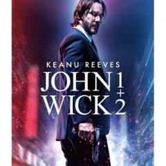 ジョン・ウィック 1+2 Blu-rayスペシャル・コレクション【初回生産限定】【BLU-RAY DISC】