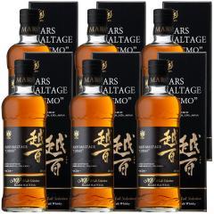 【送料無料】ブレンデッドモルトウイスキー 越百 6本セット 本坊酒造 マルスウイスキー