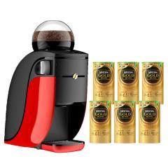 ネスレ ネスカフェ ゴールドブレンド バリスタ シンプルレッド + エコ&システムパック 6本セット 送料込み(BS-E6)