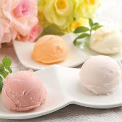 お中元 ギフト アイス 送料込み 国産フルーツアイス のし対応可(EG-A12)