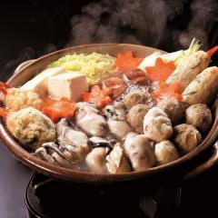 お歳暮 送料込み 冬ギフト 広島県産 牡蠣と海鮮つみれ鍋 (KTN-50)
