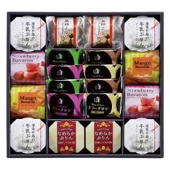 お歳暮 ギフト 洋菓子 送料込み 杉本屋 ぷりん工房詰合せ 持参包装可 のし対応可 (PK-30B)
