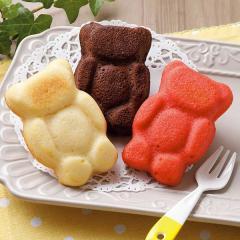 お歳暮 ギフト 洋菓子 送料込み 「カリーノ」くまの焼菓子 簡易包装 のし対応可 (Q20-29)