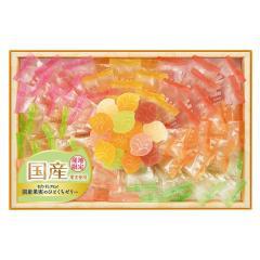 お歳暮 ギフト 洋菓子 送料込み セゾン デュ フリュイ 国産果実のひとくちゼリー 持参包装可 のし対応可 (SAK-30)