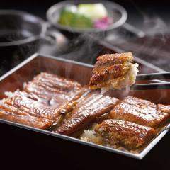 お歳暮 ギフト 海鮮 送料込み うなぎ割烹「一愼」特製蒲焼 のし対応可 (UCI063W)