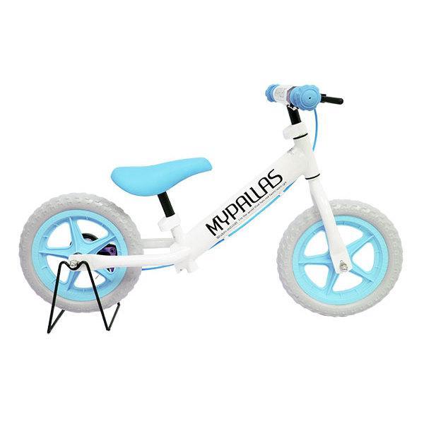ちゃりんこマスター MC-02 ブレーキ付きペダルなし自転車 パステルピンク