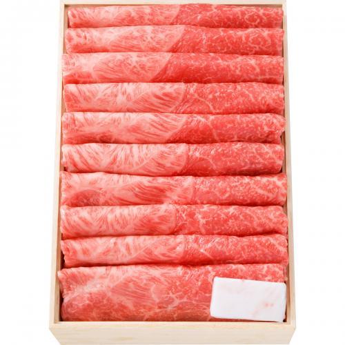 【特撰】黒毛和牛すき焼き用 (肩・もも) 775g [化粧箱入り]【冷蔵便】