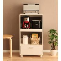 (送料無料)キッチンボード KBD-500 オフホワイト (250221) アイリスオーヤマ