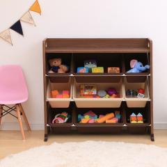 タイムセール! 天板付キッズトイハウスラック おもちゃ収納 おもちゃ 収納 かわいい ポップ TKTHR-39(251141) アイリスオーヤマ (送料無料)