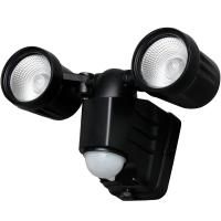 乾電池式センサーライト 2灯 LSL-B3TN-200D  アイリスオーヤマ(270241)アイリスオーヤマ