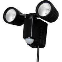 AC式センサーライト 2灯 LSL-ACTN-800D  アイリスオーヤマ(270246)アイリスオーヤマ