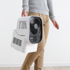 衣類乾燥機 カラリエ IK-C500 ホワイト (273172) アイリスオーヤマ