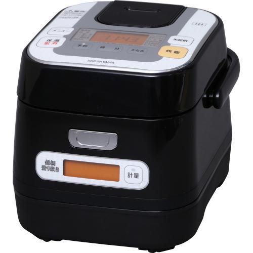 (送料無料)米屋の旨み 銘柄量り炊き IHジャー炊飯器 3合 炊飯ジャー 炊飯器 RC-IA30-B ブラック (274015)アイリスオーヤマ 【ポイントフェスタ】