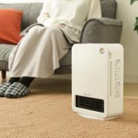 (送料無料)人感センサー付セラミックヒーター JCH-12D2-W ホワイト (275021)アイリスオーヤマ